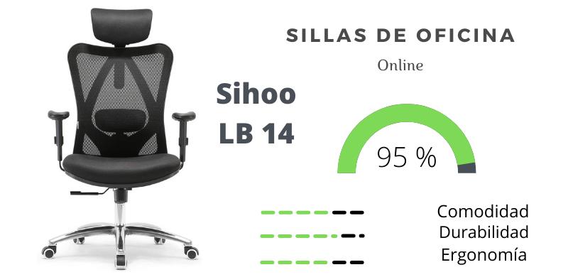 Sihoo LB 14 Silla de Oficina
