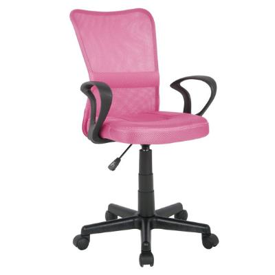 sillas de oficina Sixbros rosa fucsia